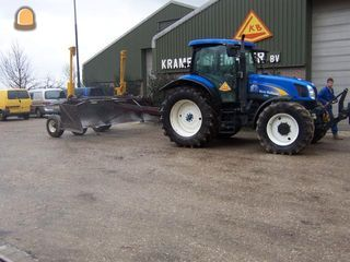 Tractor Newholland 135pk