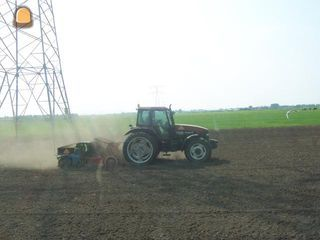 Tractor 5x Newholland 115pk